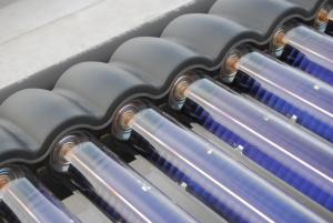 Zizon Heatpipe zonnecollectoren voor een hoog zonnecollectoren rendement.